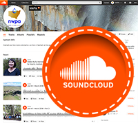 Hear us on Soundcloud!
