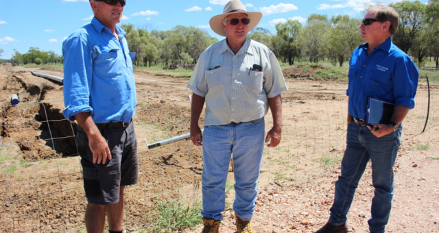 Warren and Coonamble farmers tour QLD gasfields to ground truth APA pipeline claims