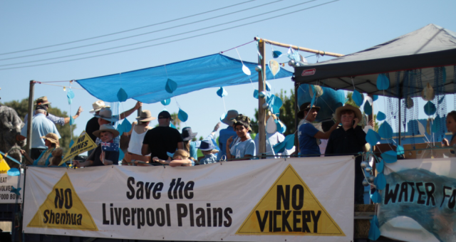 Narrabri Council does not support Vickery Coal Mine