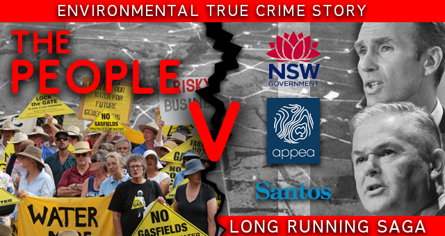 The People v. Santos & The NSW Government