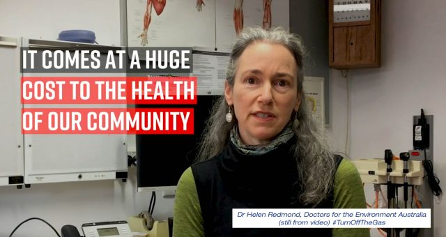 Narrabri Gas Project Public Health Communiqué 2 – Time for health professionals to expose CSG risks to NSW communities