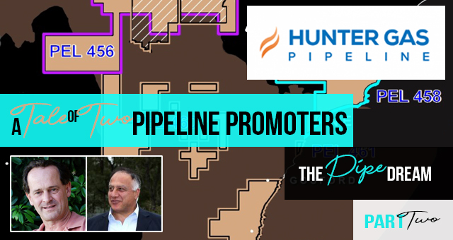 A Tale of Two Pipeline Promoters (in three parts) – The Pipe Dream