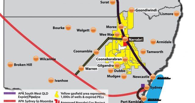 NSW Gas Plan – State of Threat