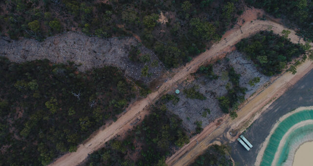 Ten year anniversary of infamous pollution spill at Santos Water Treatment Facility, Pilliga