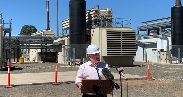 """Barilaro attempts to push NSW into Queensland-style """"co-existence"""" with gas"""